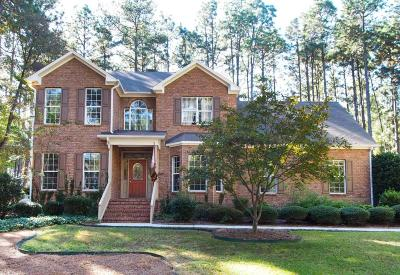 Southern Pines Single Family Home Active/Contingent: 109 Christine Circle