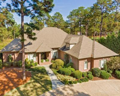 Aberdeen, Cameron, Carthage, Eagle Springs, Eastwood, Foxfire, Jackson Springs, Lakeview, Pinebluff, Pinehurst, Robbins, Seven Lakes, Southern Pines, Vass, West End, Whispering Pines, Woodlake Single Family Home For Sale: 129 National Drive