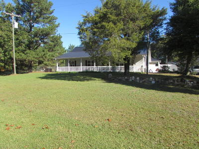 Carthage Single Family Home Active/Contingent: 3044 Farm Life School Road