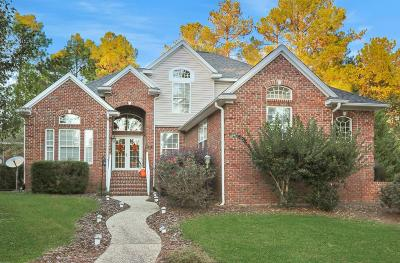 Whispering Pines Single Family Home For Sale: 41 Sandpiper Drive
