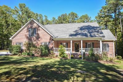 Whispering Pines Single Family Home For Sale: 10 Lakewood Court