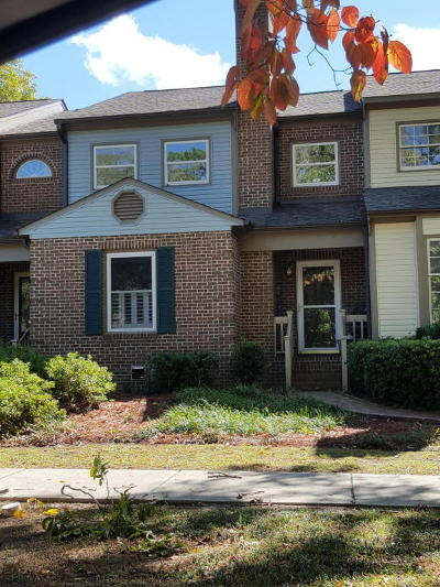Southern Pines Condo/Townhouse Active/Contingent: 155 S Ashe Street