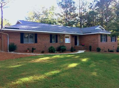 West End NC Single Family Home For Sale: $190,000
