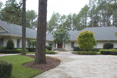 Pinehurst Single Family Home For Sale: 55 Bel Air