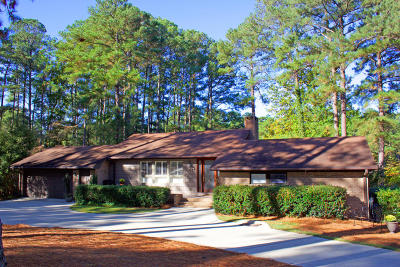 Whispering Pines Single Family Home For Sale: 124 Pine Ridge Drive
