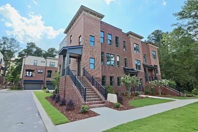 Southern Pines Condo/Townhouse For Sale: 35 Brownstone Lane