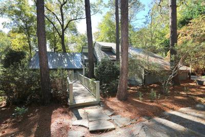 Southern Pines Single Family Home For Sale: 1120 E Connecticut Avenue