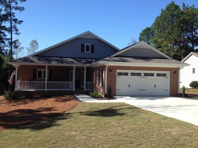 Pinehurst Single Family Home For Sale: 470 Sandhills Circle