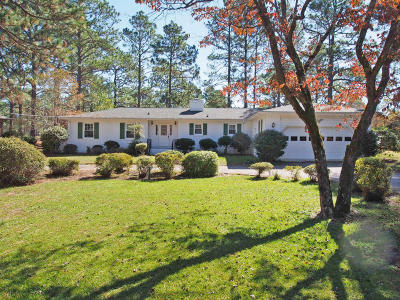 Whispering Pines Single Family Home Active/Contingent: 17 Pine Ridge Drive