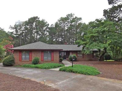 Pinehurst Rental For Rent: 285 Lake Forest Drive