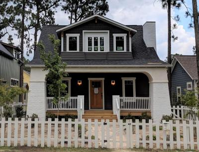 Southern Pines Single Family Home Active/Contingent: 1135 N May Street