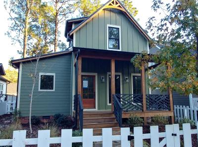 Southern Pines Single Family Home Active/Contingent: 1155 N May Street