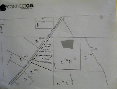 Carthage Residential Lots & Land Active/Contingent: 1969 Putnam-Glendon Rd.