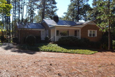 Pinehurst, Raleigh, Southern Pines Rental For Rent: 1107 N Fort Bragg Road