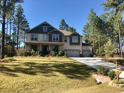 Whispering Pines Single Family Home For Sale: 129 Whisper Grove Court