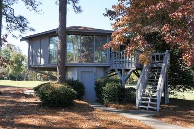 Pinehurst, Raleigh, Southern Pines Rental For Rent: 1 Point Clear