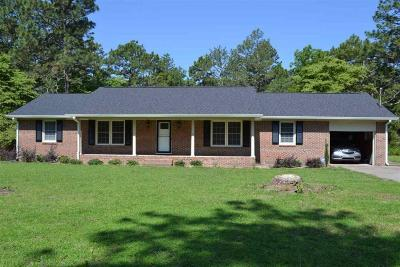 Pinehurst, Raleigh, Southern Pines Rental For Rent: 204 McNeill Road