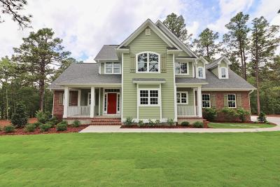Southern Pines Single Family Home Active/Contingent: 2352 E Connecticut Avenue