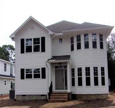 Southern Pines Single Family Home For Sale: 825 N May Street