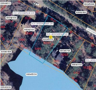 Vass Residential Lots & Land For Sale: 828 Greenbriar Drive