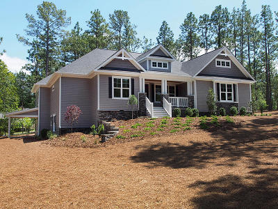 Pinehurst NC Single Family Home For Sale: $520,000