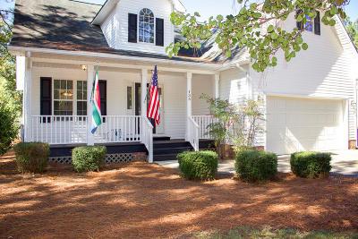 Pinehurst Single Family Home Active/Contingent: 135 Fox Run Road