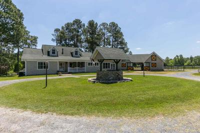 Southern Pines Single Family Home For Sale: 2081 Youngs Road