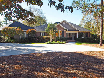 Pinehurst Single Family Home Active/Contingent: 537 Foxfire Road