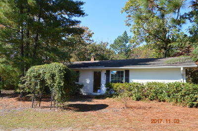 Aberdeen Single Family Home Active/Contingent: 12848 Us 15-501 Hwy