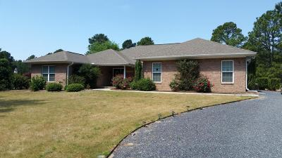 Jackson Springs Single Family Home For Sale: 5 Meadow Court