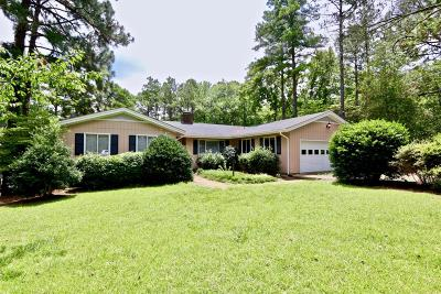 Whispering Pines Single Family Home Active/Contingent: 27 Par Drive