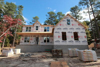 Southern Pines Single Family Home Active/Contingent: 205 Glenmoor Drive