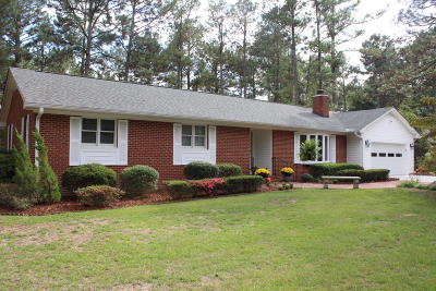 Whispering Pines Single Family Home For Sale: 47 Birdie Drive