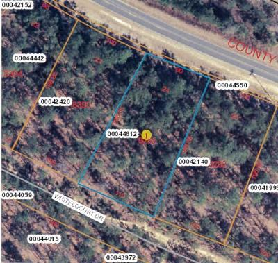 Cameron Residential Lots & Land For Sale: Cypress Church Road