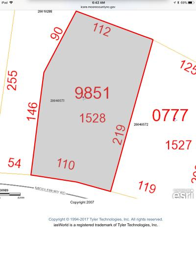 Forest Creek Residential Lots & Land For Sale: 31 Middlebury Road