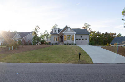 Pinehurst Single Family Home For Sale: 17 Barkley Lane