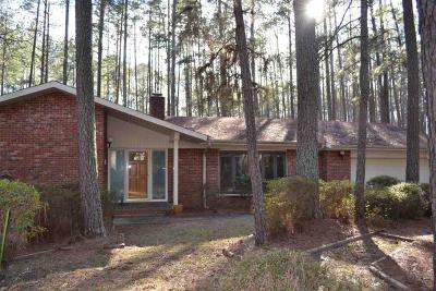 Southern Pines Rental For Rent: 228 Heather Lane