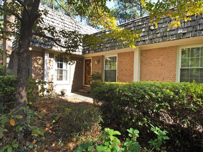 Pinehurst Condo/Townhouse Active/Contingent: 139 Love Thirty Lane