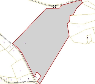 Vass Residential Lots & Land For Sale: Morrison Bridge Road