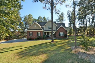 Whispering Pines Single Family Home For Sale: 454 Avenue Of The Carolinas
