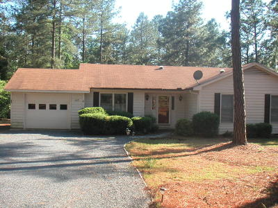 Seven Lakes, West End Single Family Home Active/Contingent: 103 Timber Drive