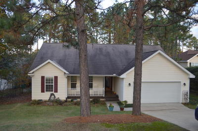 Pinehurst, Raleigh, Southern Pines Single Family Home For Sale: 6 Lassiter Lane