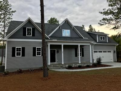 Pinehurst, Raleigh, Southern Pines Single Family Home For Sale: 13 Hot Springs Lane