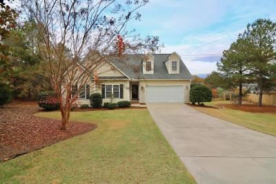 Pinehurst, Raleigh, Southern Pines Single Family Home For Sale: 5 Beryl Court