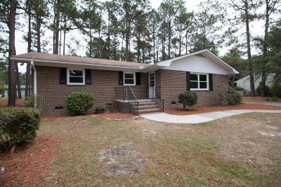 Southern Pines NC Single Family Home For Sale: $129,900