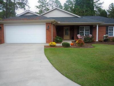Pinehurst NC Single Family Home For Sale: $312,000