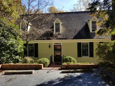 Southern Pines Condo/Townhouse For Sale: 3 Village In The Woods