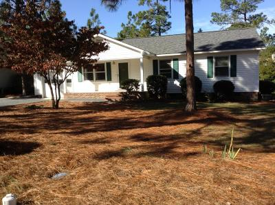 Pinehurst NC Rental For Rent: $1,025
