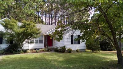 Moore County Single Family Home For Sale: 115 Pecan Grove Drive