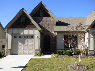 Southern Pines Condo/Townhouse For Sale: 24 Elk Ridge Lane